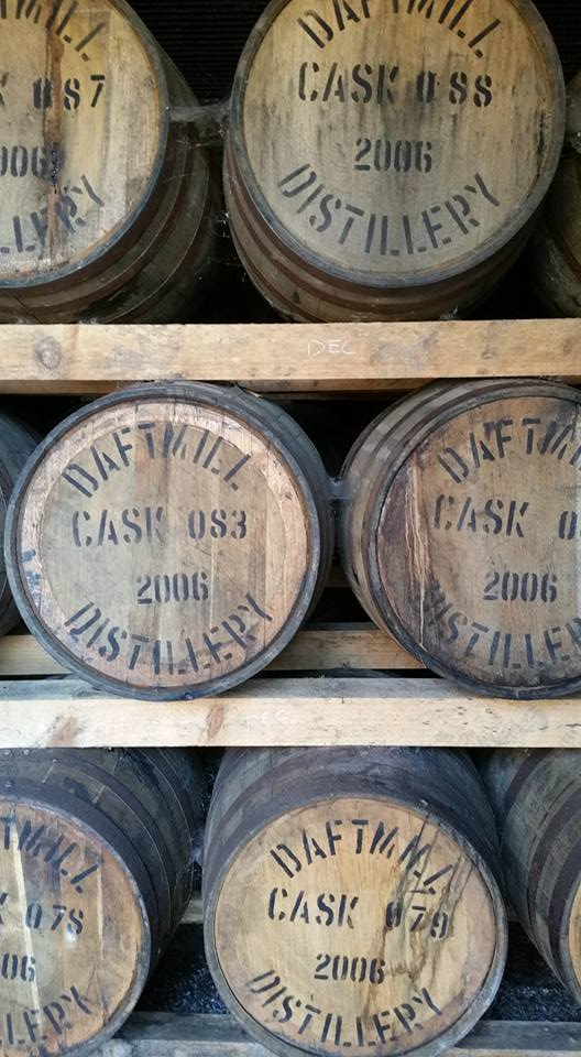 daftmill-distillery-scotland-fife-casks