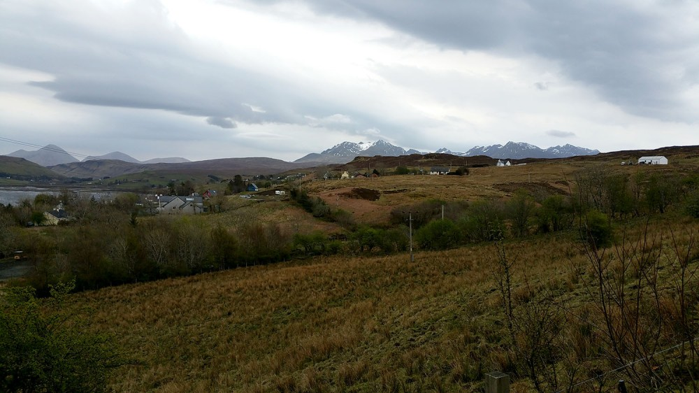 Route to Skye Highlands Castle Loch Mountains Roadtrip Scotland - WhiskySpeller - Scotland 2016 - 02.04.jpg