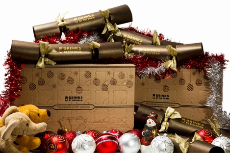 DbtD Advent Christmas Crackers