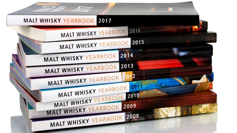 Malt Whisky Yearbook - Book review - WhiskySpeller - stack.jpg