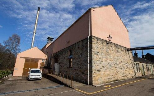 Knockando Distillery Speyside Diageo Scotland - WhiskySpeller 2016 - 4.1